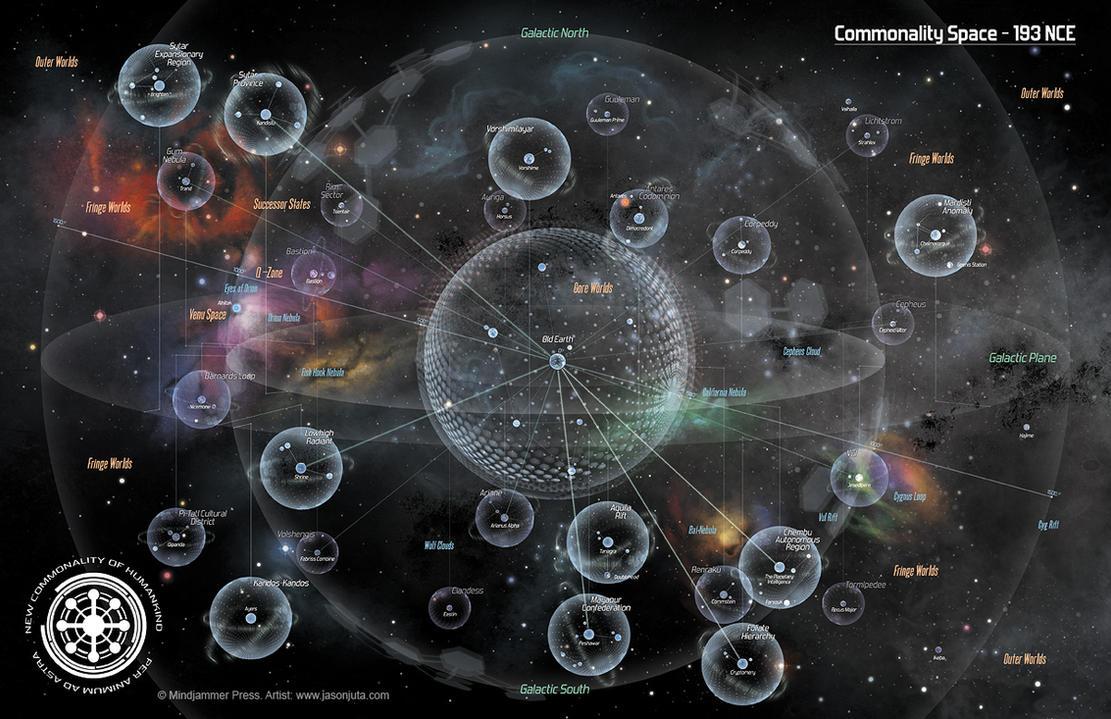Commonality Space by jasonjuta