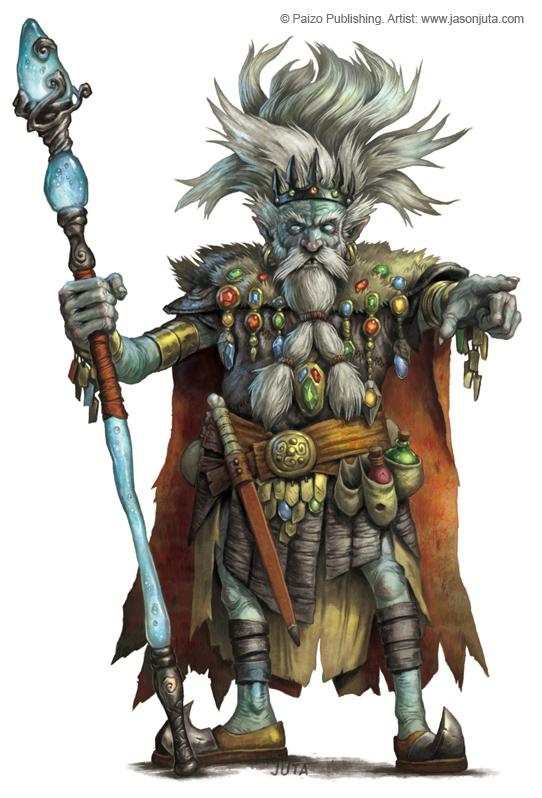 Derro Magister by jasonjuta