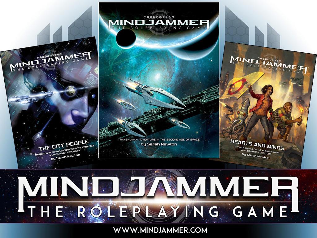Mindjammer Kickstarter by jasonjuta
