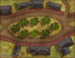 Map Village Jasonjuta by jasonjuta