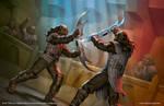 Klingon Duel
