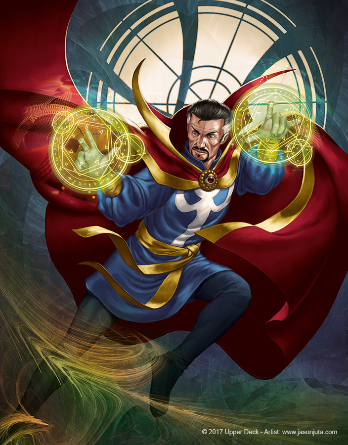 Doctor Strange by jasonjuta