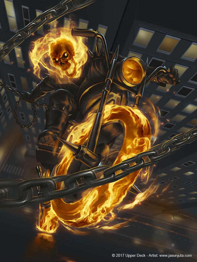 Ghost Rider by jasonjuta