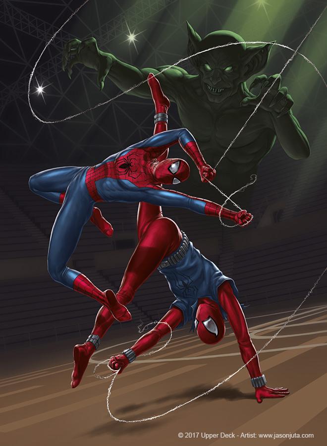 Spider-Man: The Clone Saga by jasonjuta