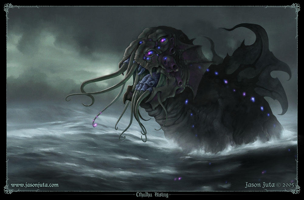 Cthulhu Rising by jasonjuta
