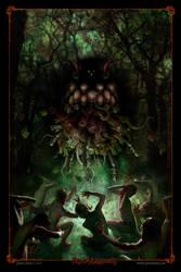 Shub-Niggurath by jasonjuta