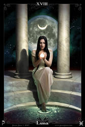 The Moon by jasonjuta