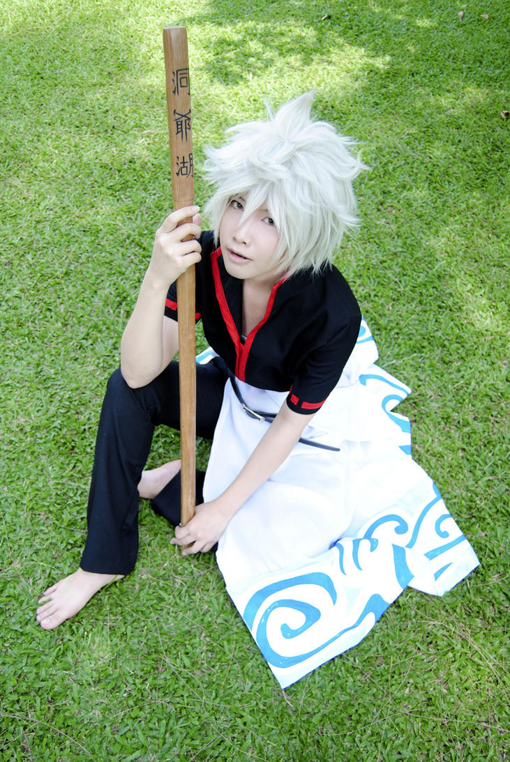 gintoki cosplay - photo #1