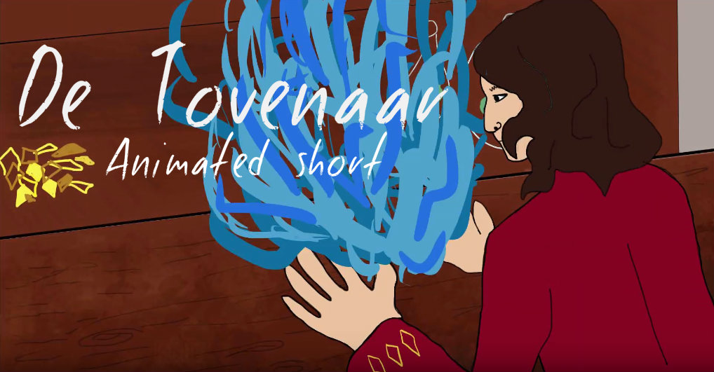 De Tovenaar - Animated Short! by FaroSamor
