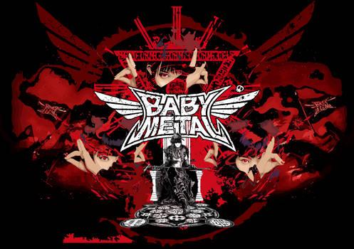Babymetal T-shirt by doncroswhite