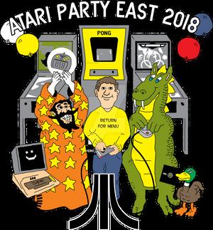 Atari Party East 2018