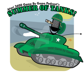 @2600GamebyGame Podcast 'Summer of Tanks'