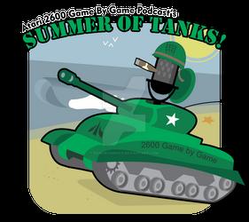 @2600GamebyGame Podcast 'Summer of Tanks'