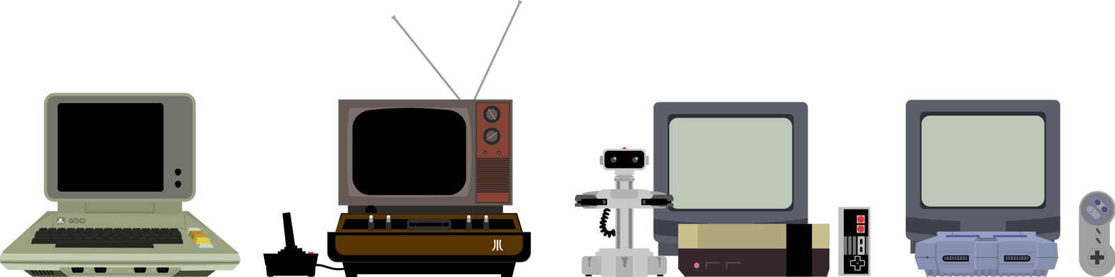 Retro Game Systems
