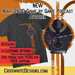 Atari 2600 Game by Game Podcast by doncroswhite