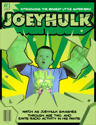 Joey Hulk issue 1 by doncroswhite