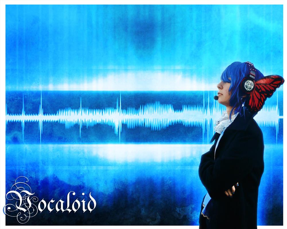 Vocaloid - Kaito by TheyCallMeWeirdo