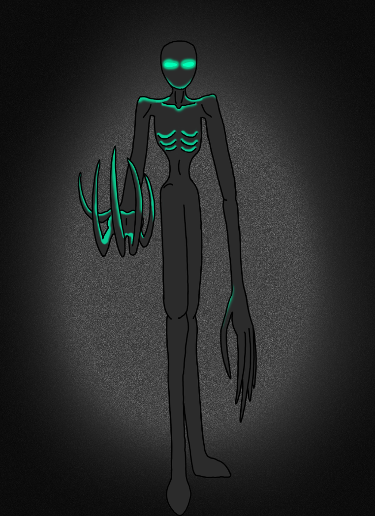 Enderman v2 by Neinna-Maranwe