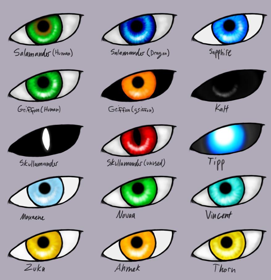 Eye color chart 2014 by neinna maranwe on deviantart eye color chart 2014 by neinna maranwe nvjuhfo Choice Image