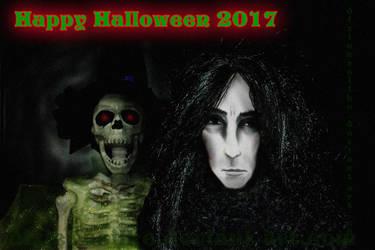 Happy Halloween 2017 by dixiekasilke