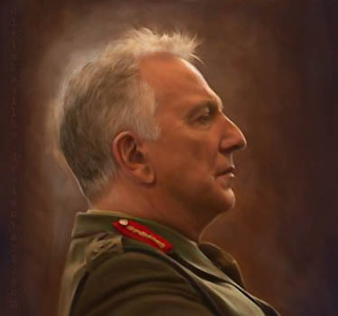 Lt.General Frank Benson by dixiekasilke