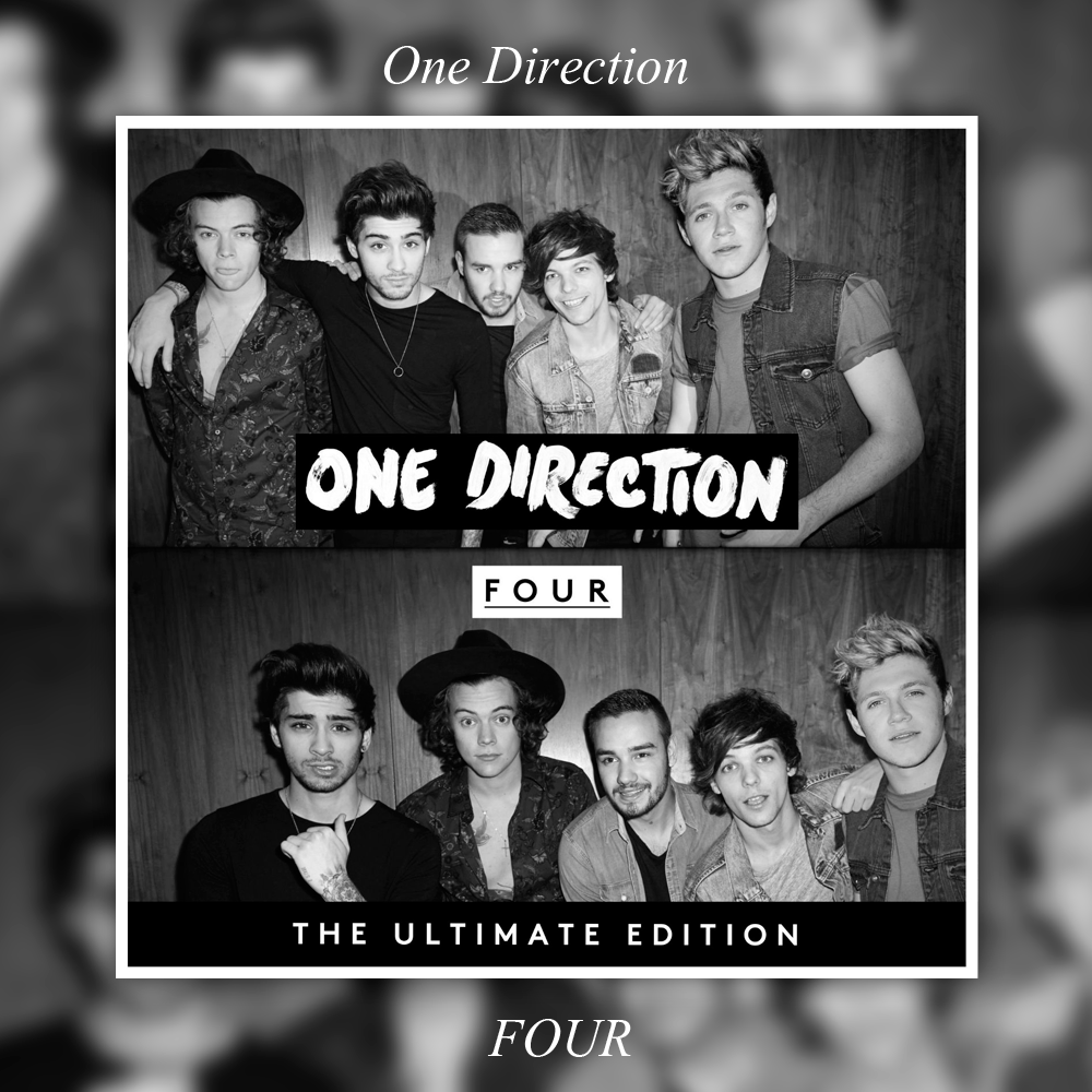 Album|FOUR (The Ultimate Edition)|One Direction by