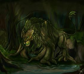 Keeper of Woods by Nettledai