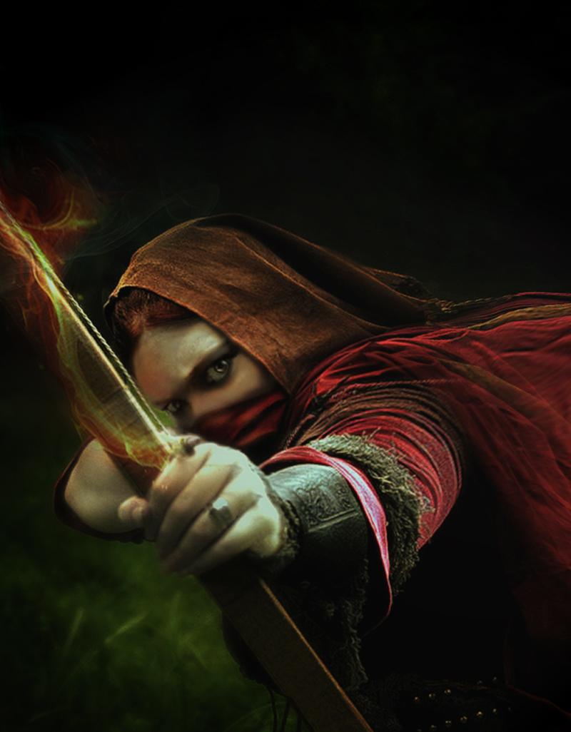 archer by vanesagarkova