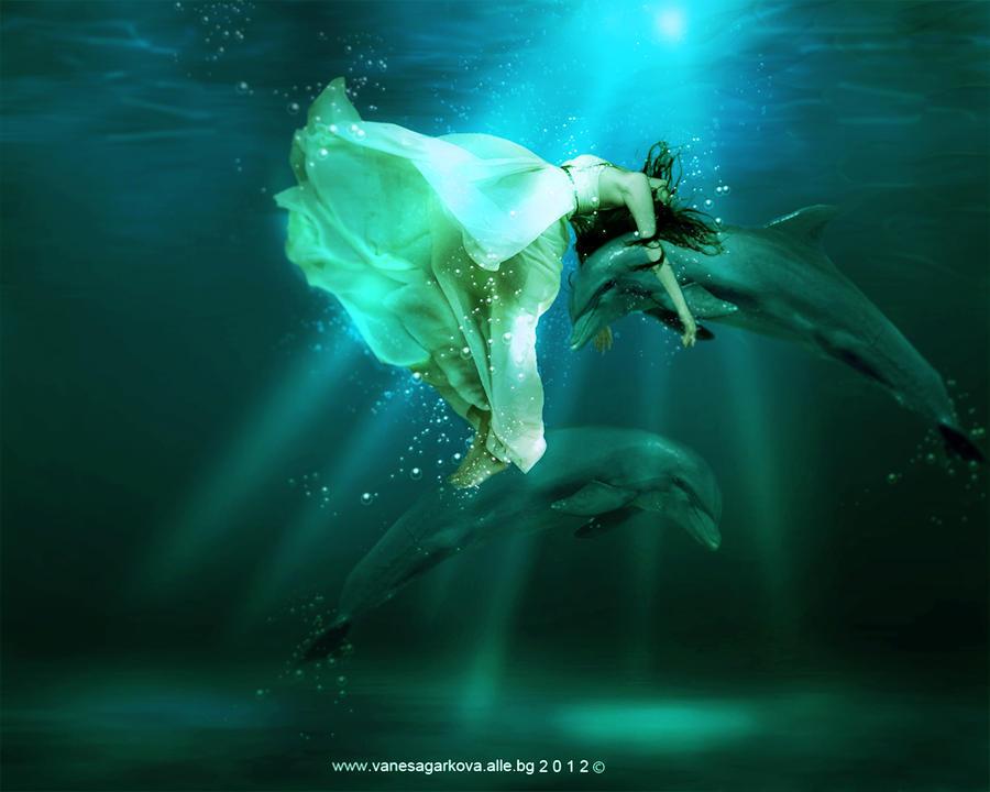 underwater by vanesagarkova