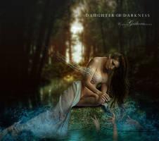 Daughter of Darkness by vanesagarkova