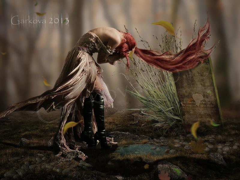 You Make My Soul a Burning Fire by vanesagarkova