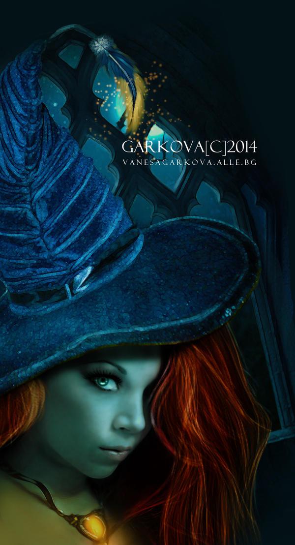 Witch Time by vanesagarkova