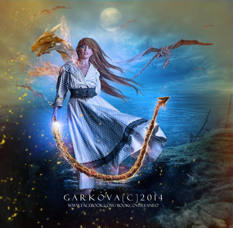 Dragon Witch by vanesagarkova