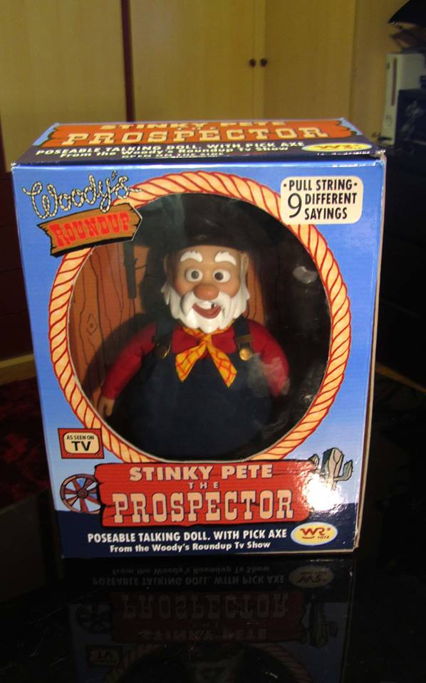 Stinky Pete The Prospector Stinky Pete The Prospector Toy