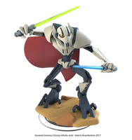 General Grievous Disney Infinity style by dreelrayk