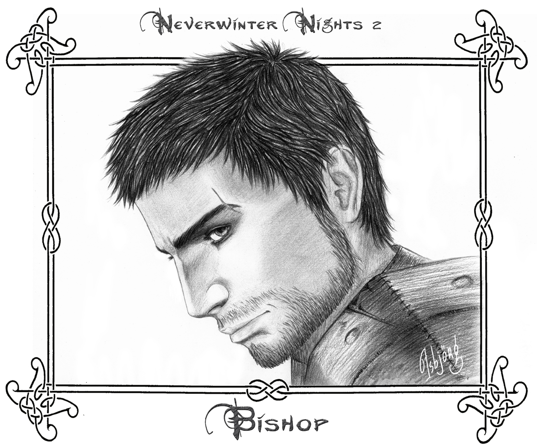 Bishop, Neverwinter Nights 2 by Isbjorg