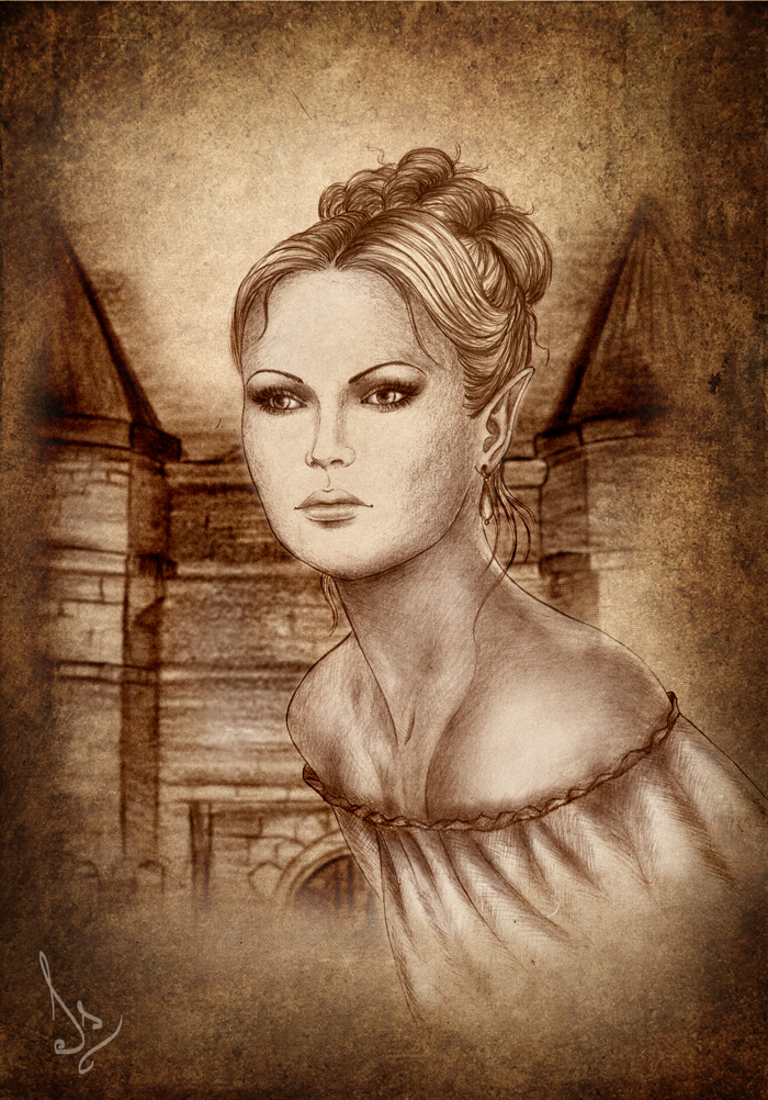 Lady by Isbjorg