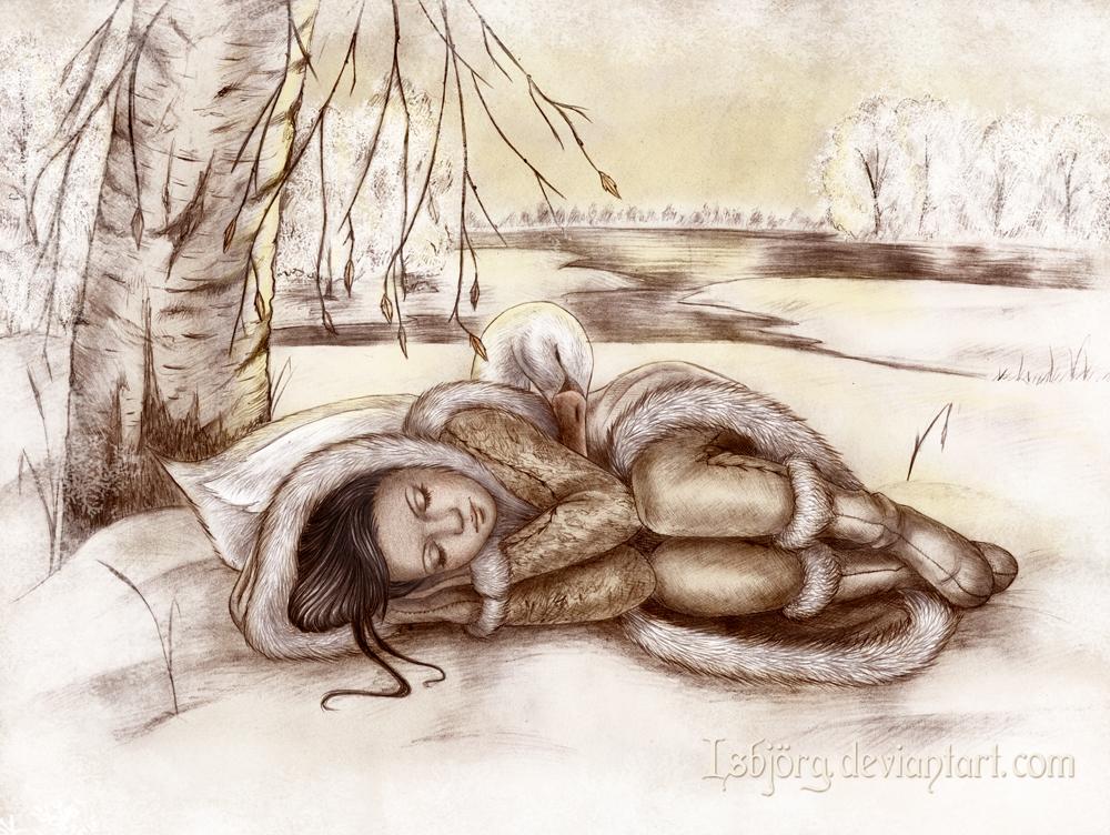 Frozen serenity by Isbjorg