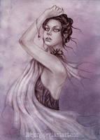 Spider Goddess by Isbjorg