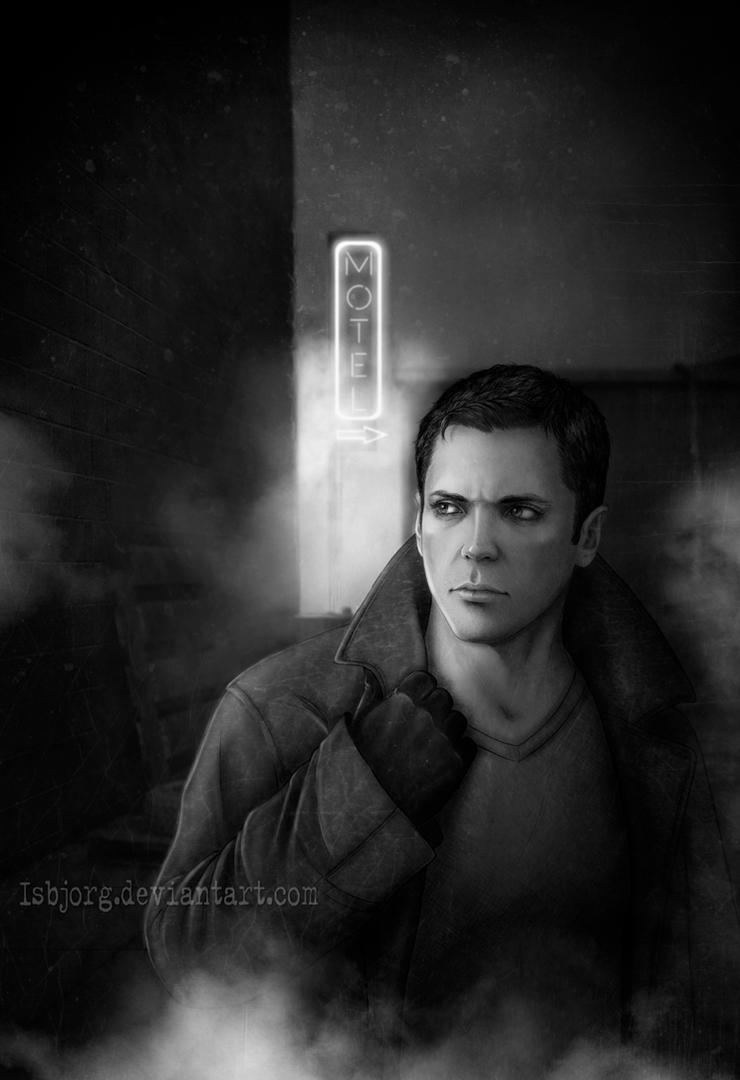 The hidden life of Alex Krycek by Isbjorg