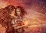 Fire friendship