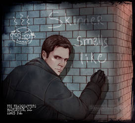 The X-Files: crime life
