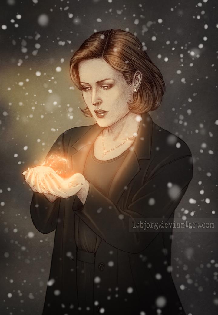 Her faith by Isbjorg