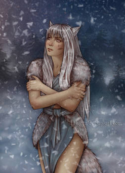 Evony the Wolfkin