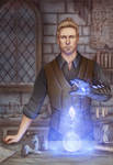 Commission : Alchemist