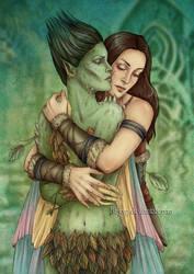 Commission: Katala and Nyrissa