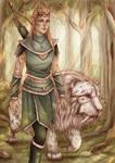 Commission : Huntress