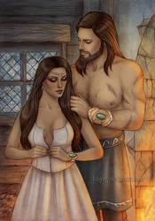 Commission :  Samira and Arijus
