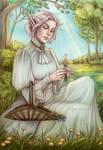 Commission : Dandelion