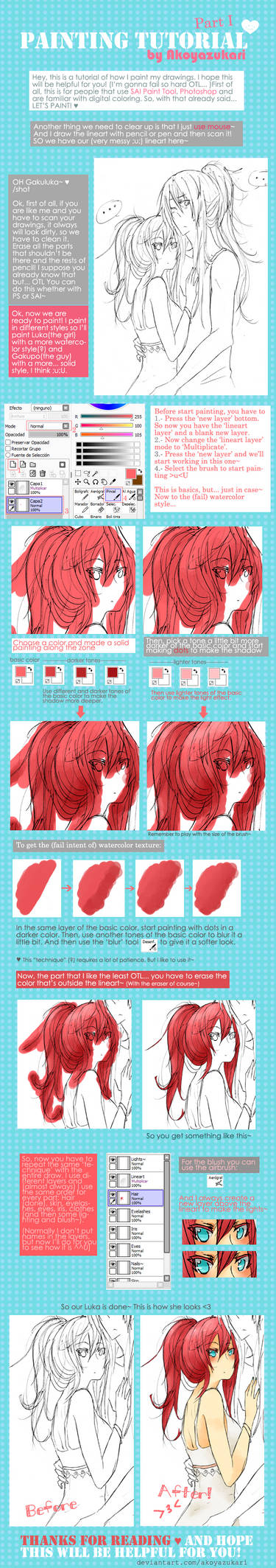 Painting Tutorial.Part I